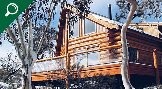 Log Homes Australia - Appalachian